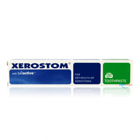 Xerostom Toothpaste 50ml pasta na suchość w jamie ustnej