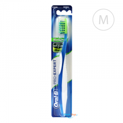 Oral-B Pro-Expert Massager - Medium - niebieska