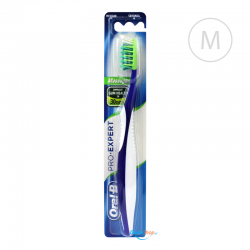 Oral-B Pro-Expert Massager - Medium - granatowa