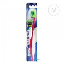 Oral-B Pro-Expert Massager - Medium - różowa