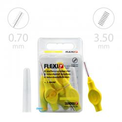 Tandex Flexi Fine Lemon 6 szt. Żółty