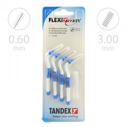 Tandex Flexi Max Aqua 4 szt. niebieski