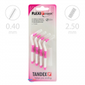 Tandex Flexi Max Coral 4 szt. różowy