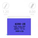 Tandex Flexi Medium Violet 25 szt. Ciemnofioletowy