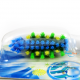 Oral-B Complete Anti-Bacterial - Medium - granatowa