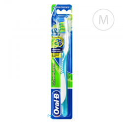 Oral-B Complete Anti-Bacterial - Medium - morska
