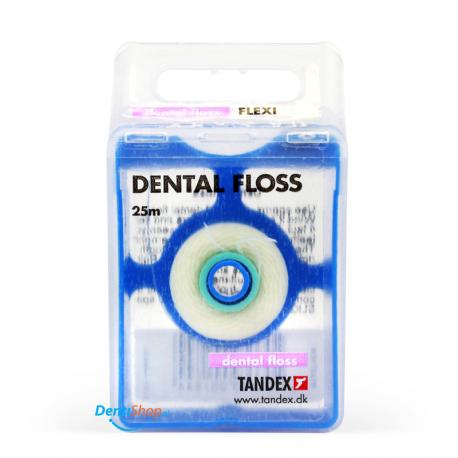 Tandex Dental Floss 25m woskowana nić dentystyczna