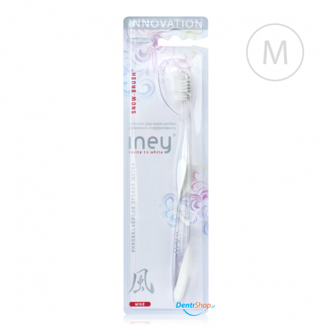 Iney Snow Brush Wind - Medium