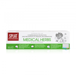 Splat Professional MEDICAL HERBS 100ml
