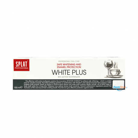Splat Professional WHITE PLUS 100ml