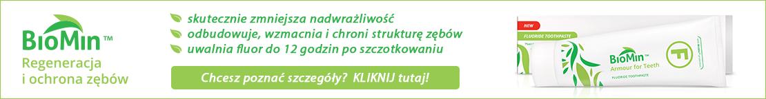 BioMin F preparat z fluorem - banner